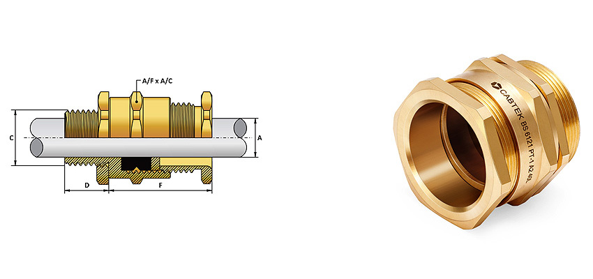 A1A2 Cable Gland