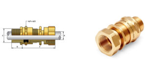 A2RF – Conduit Cable Gland