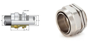 BWR Rotary Cable Gland