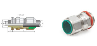 "CWe Ex ""e"" Cable Gland"