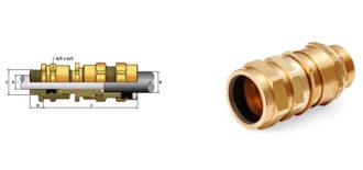 E1W-R Cable Gland
